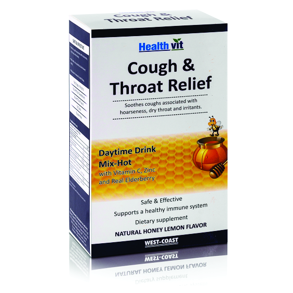 COUGH & THROAT RELIEF(B)