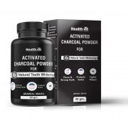 ACTIVATED CHARCOAL TEETH POWDER 1