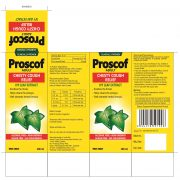 PROSCOF CHESTY COUGH RELIFE -ADULT BOX