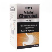 ULAX ACTIVATED CHARCOAL