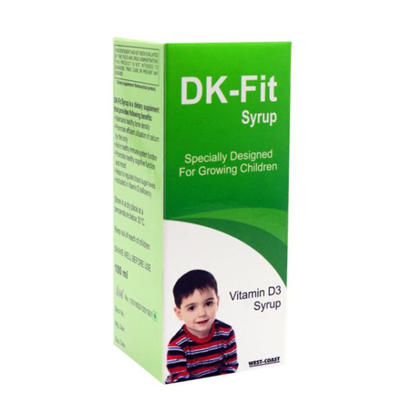 DK-FIT SYRUP